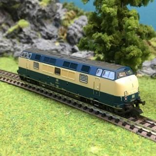 Locomotive Classe 221 DB ép IV digitale son -N-1/160-FLEISCHMANN 725078