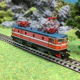 Locomotive série RC 2 SJ époque IV -N-1/160-FLEISCMANN 736506
