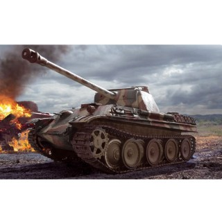 Panther Ausf.G Tardif -1/35-ITALERI 6534