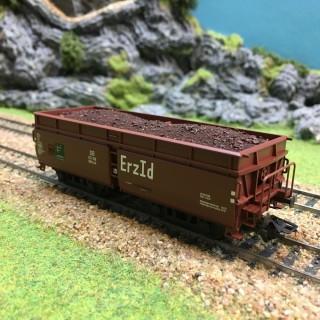 Wagon trémie ErzId DB ép III -HO-1/87-TRIX 24120