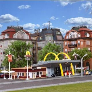 McDonald avec McCafé N-1/160-VOLLMER 47766