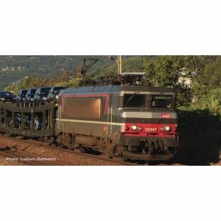 Locomotive BB22200 Sncf ép V et VI -HO-1/87-ROCO 73881
