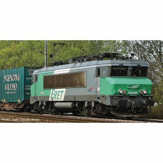 Locomotive BB22200 Fret Sncf ép V 3 rails digitale sonore-HO-1/87-ROCO 79884