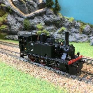 Locomotive FS Gr 851.152 époque IIIa -HO-1/87-LIMA expert HL2670
