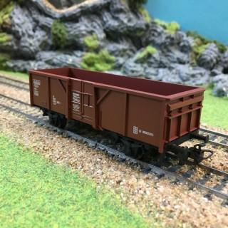 Wagon tombereau DB époque IV -HO-1/87-MARKLIN 4430