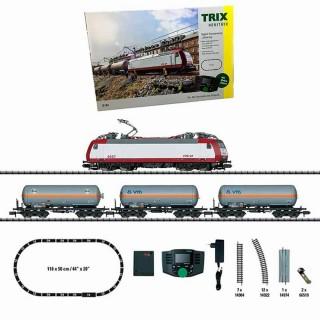 Coffret de démarrage locomotive + 3 wagons VTG digitale-N-1/160-Trix 11144