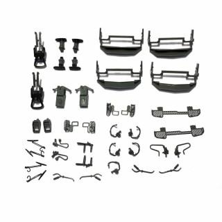 Détaillages, tampons, etc... pour BB36000 -HO-1/87-JOUEF HJ2288/05