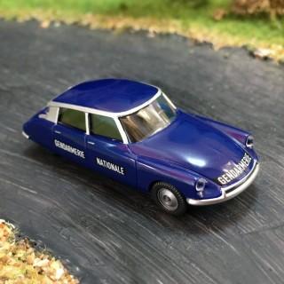 Citroen ID19 Gendarmerie -HO-1/87-Wiking 086433