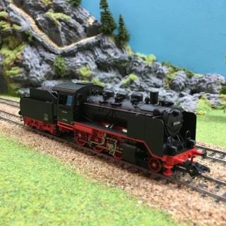 Locomotive BR24 DB digitale Mfx son epIII -HO-1/87-MARKLIN 36244