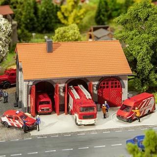 Caserne de sapeurs-pompiers -N-1/160-FALLER  222209