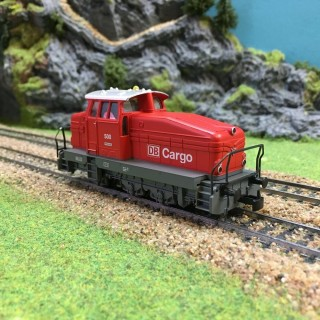 Locomotive DHG 500 DB Cargo-HO-1/87-MARKLIN 36504