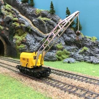 Wagon grue-HO-1/87-MARKLIN 4671
