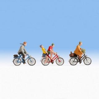 Cyclistes -N-1/160-NOCH 36898