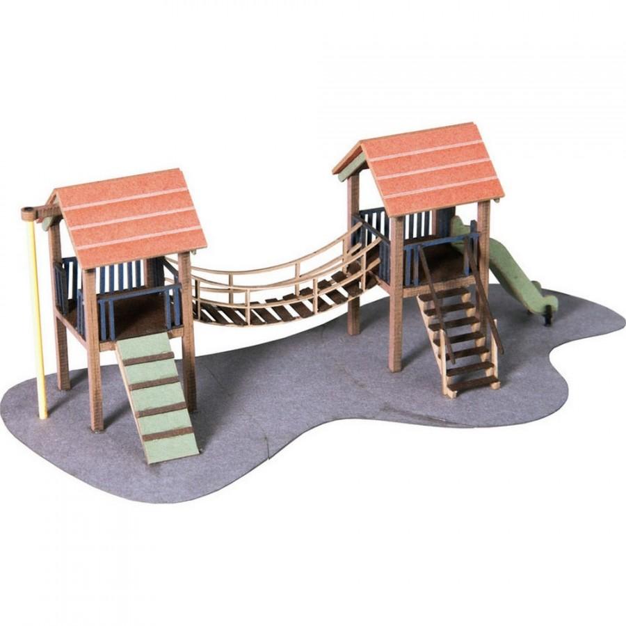 aire de jeux ext rieur noch 14367 ho mod lisme. Black Bedroom Furniture Sets. Home Design Ideas