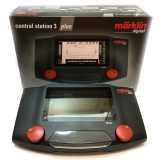 Centrale Digitale Central Station 3 Plus-Toutes échelles-MARKLIN 60216