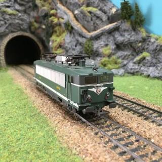 Locomotive BB8595 Sncf -HO-1/87-LIMA 208175 DEP21-16
