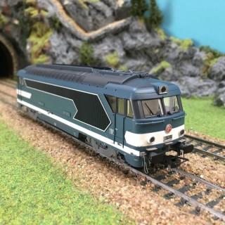 Locomotive BB67321 Sncf -HO-1/87-JOUEF HJ2270 DEP61-22