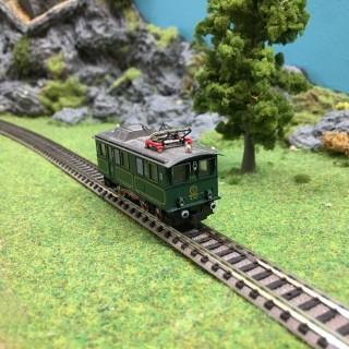 Locomotive Z06 PZB -N-1/160-FLEISHMANN 7306 DEP43-10