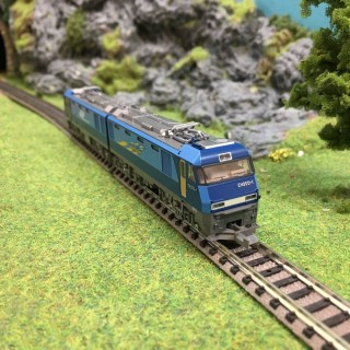 Locomotive Type EH200 blue thunder N-1/160 -KATO 3045 DEP29-005