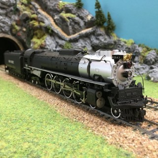 Locomotive 4/8/4 Northern Union Pacific-HO-1/87-RIVAROSSI 1578 DEP65-01