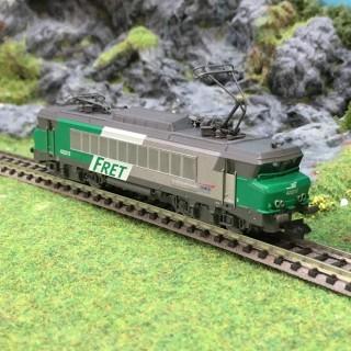 Locomotive BB22212 Fret Sncf époque V -N-1/160-FLEISCHMANN 736002