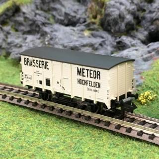 Wagon Brasserie Meteor Sncf -N-1/160-FLEISCHMANN 834110
