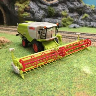 Moissonneuse batteuse Claas Lexion 770-HO-1/87-Wiking 038910