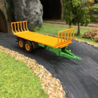 Remorque agricole Joskin -HO-1/87-Wiking 038813