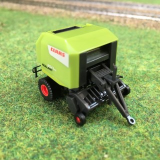 Presse à balles rondes Claas Rollant 350 RC -HO-1/87-Wiking 038403