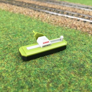 Tondeuse CLAAS corto 290FN -HO-1/87-Wiking 038302