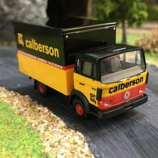 Renault JN90 Calberson entrepot Marseille -HO-1/87-BREKINA 34853