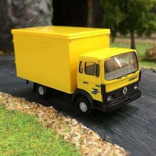 Renault JN90 La Poste -HO-1/87-BREKINA