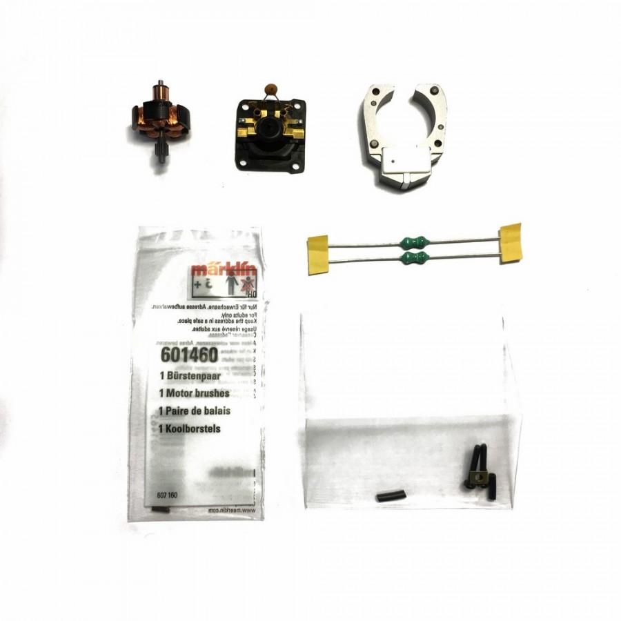 Moteur haute performance + accessoires -HO-1/87-MARKLIN 60943