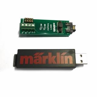 Programmateur de décodeur -HO-1/87-MARKLIN 60971