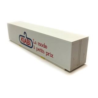 Container Kiabi -HO-1/87- DEP26-17