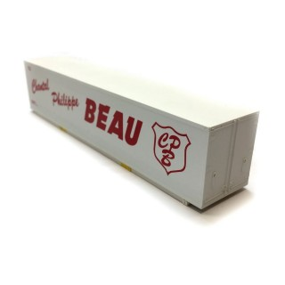 Container C P Beau -HO-1/87- DEP26-14
