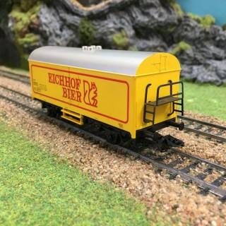 Wagon Eichof Bier-HO-1/87-MARKLIN 4420 DEP40-85