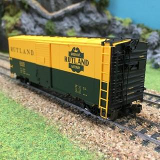 Wagon portes coulissantes Rutland 265-HO-1/87-TRIX 24902-4 DEP68-003
