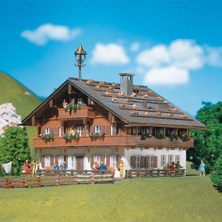 Fermes dans les Alpes  -N-1/160-FALLER  232232