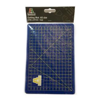 Plaque de découpe format A5-Toutes échelles-ITALERI 50829
