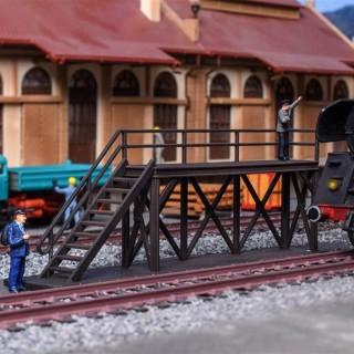 Plateforme d'accès aux locomotives -HO-1/87-VOLLMER 45749