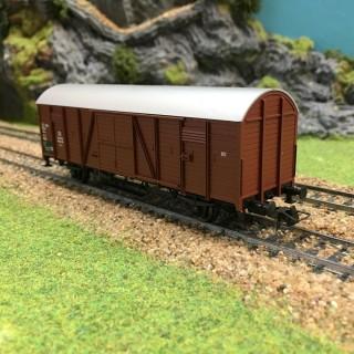 Wagon de Marchandises DB -HO-1/87- ROCO 46105 DEP17-639