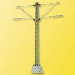 Mat de ligne pour caténaires métal -HO-1/87-VIESSMANN 4112