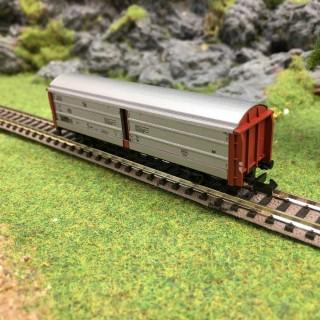 Wagon Marchandises DB N-1/160 -FLEISCHMANN 8335 DEP54-11