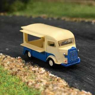 Citroen HY magasin ambulant ou restauration rapide -N-1/160-MINIS LC4166