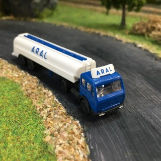 Camion Citerne ARAL N-1/160-Wiking 098240