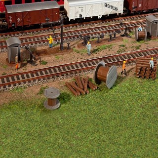 Accessoires ferroviaire  -HO-1/87-FALLER  120141