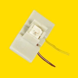 10 LEDS précablées avec résistance - toutes échelles - VIESSMANN 6048