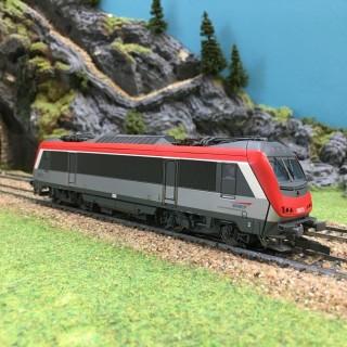 Locomotive BB36242 Sncf -HO-1/87-JOUEF HJ2005 DEP2-93