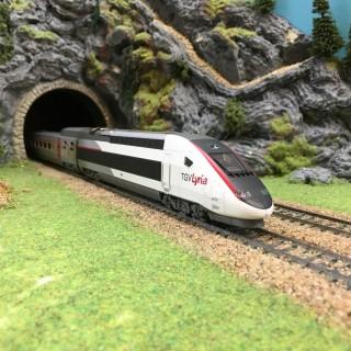 Coffret TGV Lyria-HO-1/87-TRIX 22260